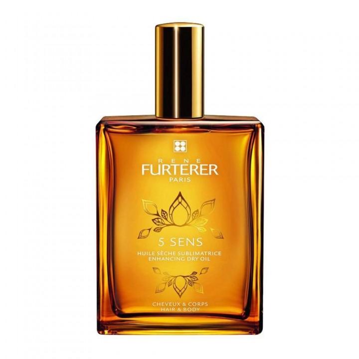 5 sens olie, JP Hairfashion, Rene furterer
