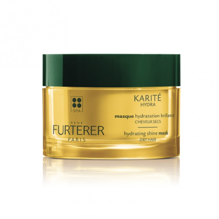 Karité Hydra Masker 200ml, Rene Furterer, Droog haar, JP Hairfashion