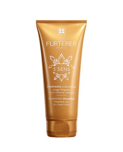 5 Sens Shampoo, Rene Furterer, JP Hairfashion, Alle haartypes