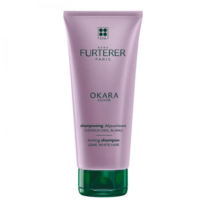 Rene Furterer, Okara Silver, Shampoo, 200ml